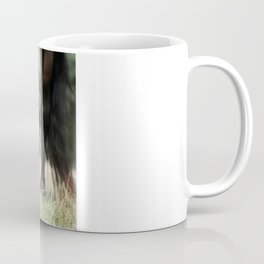 T-Bone Thoroughbred  Racing Horse Coffee Mug