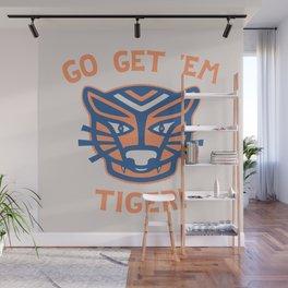 GO GET 'EM T/GER Wall Mural
