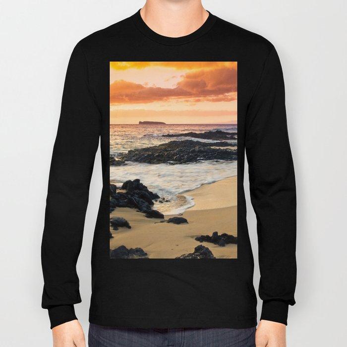 Paako Beach Dreams Long Sleeve T-shirt