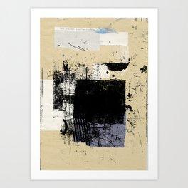 misprint 83 Art Print
