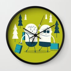 :::Excursion time::: Wall Clock