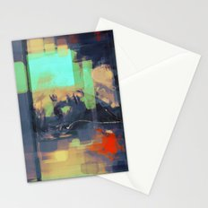Bus ride Stationery Cards