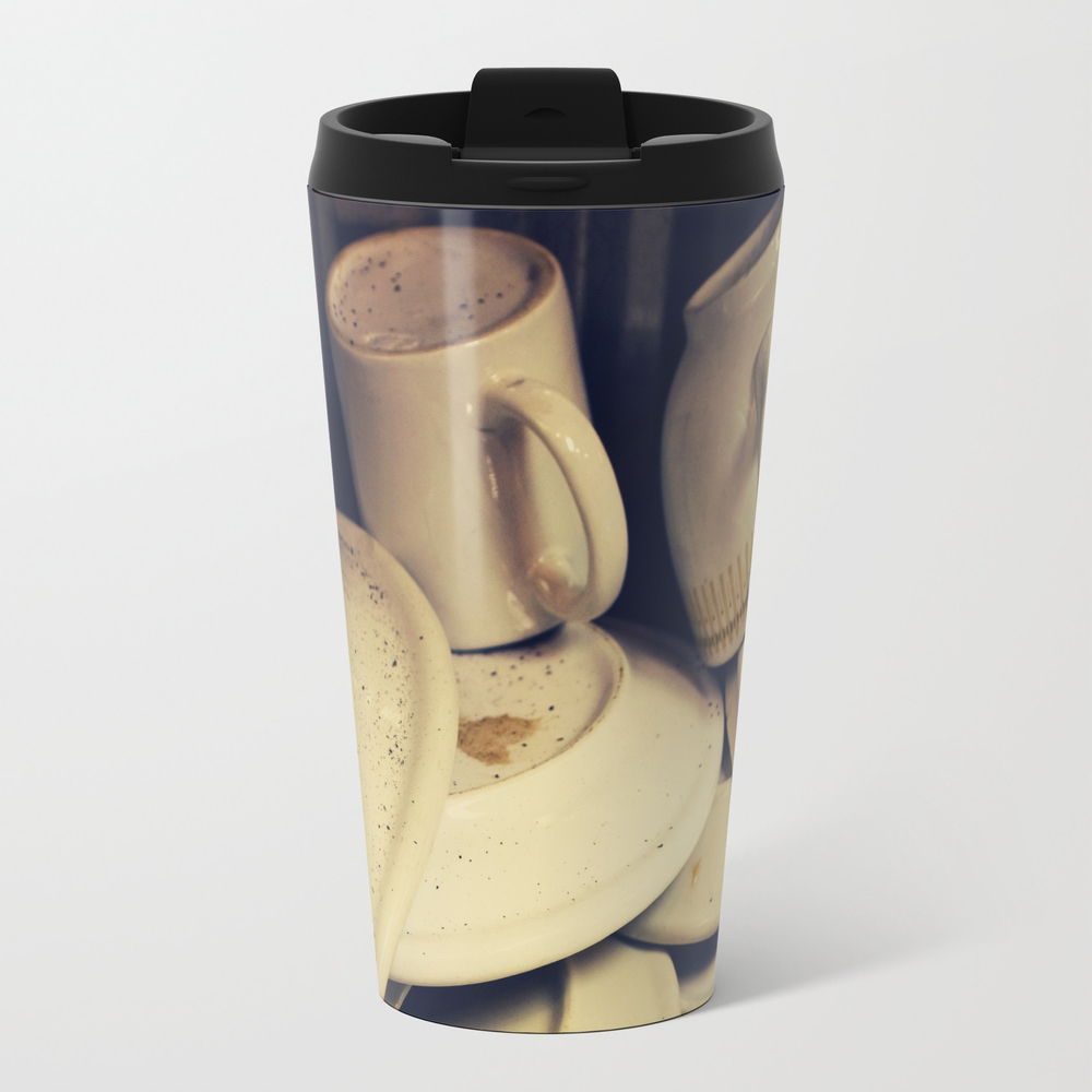 Cups & Saucers Travel Mug TRM886111
