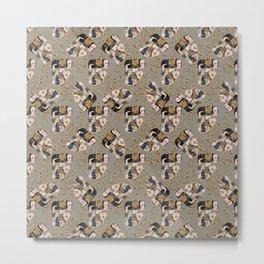 Klimt arabesque 2 Metal Print
