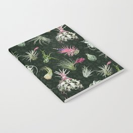 Tillandsia green Notebook