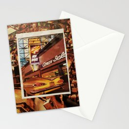 """""""Waiting. Watching"""" Stationery Cards"""