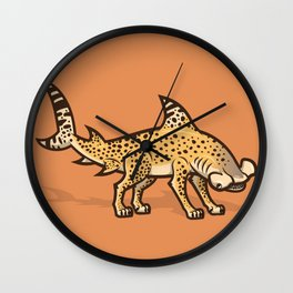 Chee' Hammer Wall Clock