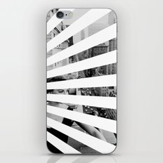 City Rays iPhone & iPod Skin