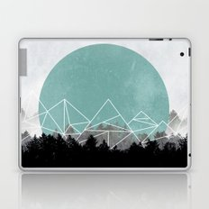 Woods Abstract 2 Laptop & iPad Skin
