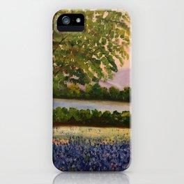 Texas Heaven iPhone Case