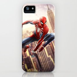 Spider-Man: Far From Home iPhone Case