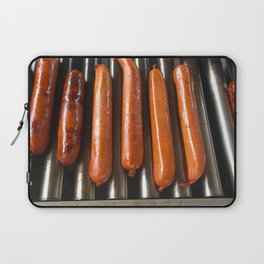 Weiners On The Grill Laptop Sleeve