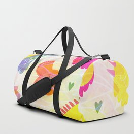 Dinosaur Duffle Bag