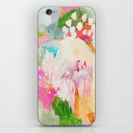 fantasia: abstract painting iPhone Skin