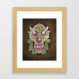 Ape Candy Sull Framed Art Print