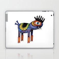 Turtle Chicken Horse Laptop & iPad Skin