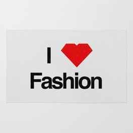 I heart Fashion Rug