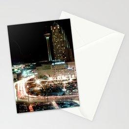 Spurs Night Stationery Cards