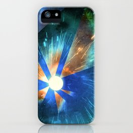 Light Flares iPhone Case