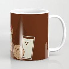 Santa's Coming Mug