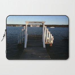 Wharf Walk Laptop Sleeve