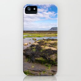 Robin Hood's Bay, North York Moors - England iPhone Case