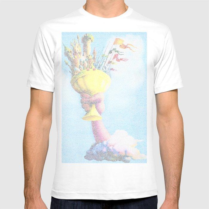 e28e4b2fa Monty Python & The Holy Grail. The Script Print! T-shirt by ...