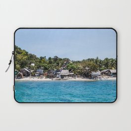 Chapel Reef at Apo Island Philippines Laptop Sleeve