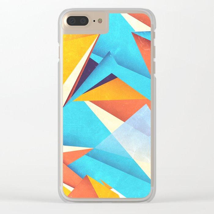 Complex Clear iPhone Case