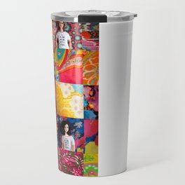You Are Beautiful, Too! (Midge, Nzinga and Isabela) Travel Mug