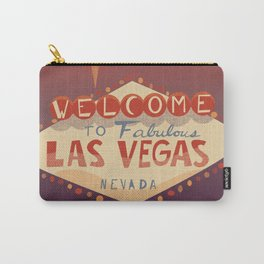 """""""It's Vegas baby"""" Carry-All Pouch"""