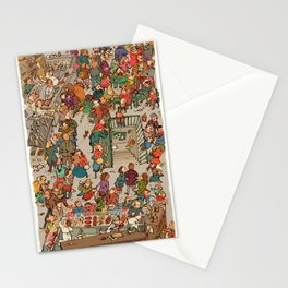 St-Lawrence Market Stationery Cards