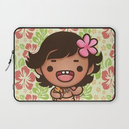 Kawaii Baby Moana Laptop Sleeve