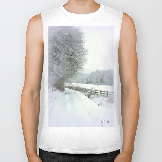 Wintertime Biker Tank