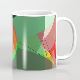 Trapeze act Coffee Mug