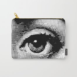 Lina Cavalieri Eye 02 Carry-All Pouch