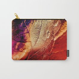Autumn Abstract Carry-All Pouch
