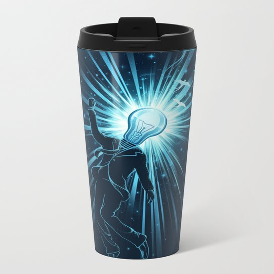 New Idea Metal Travel Mug