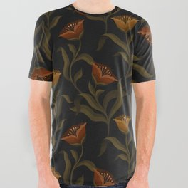 Budapest All Over Graphic Tee