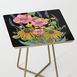 Wildflowers Side Table