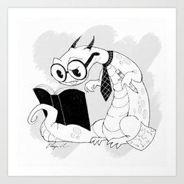 The Bad Grammar Pet Peeve Art Print
