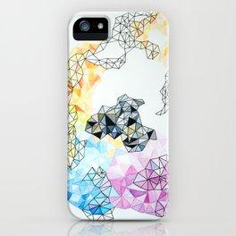 Shape iPhone Case