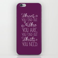 The Princess and the Frog iPhone & iPod Skin