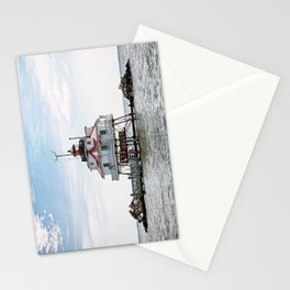 Thomas Point Lighthouse Stationery Cards