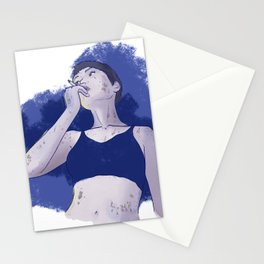 Chilling 3 Stationery Cards