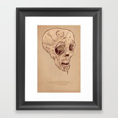 Rotten Framed Art Print