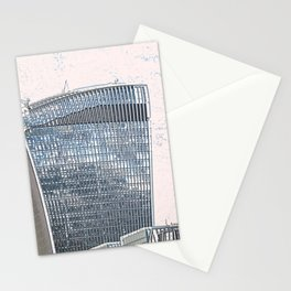 London City View Stationery Cards