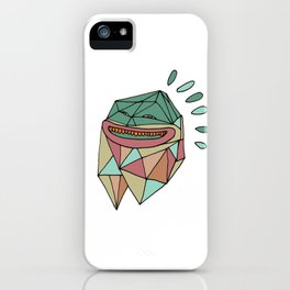 Monster_01 iPhone Case