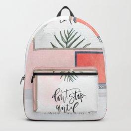 Framed Wallspace Backpack