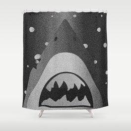 Shark Bait1 Shower Curtain